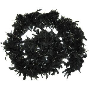 Боа черное 1,8 м