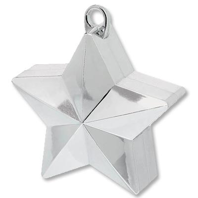 Грузик Звезда серебряная 170 граммов