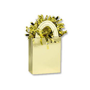 Грузик Сумочка золотая 160 гр
