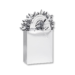 Грузик Сумочка серебряная 160 гр