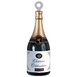 Грузик для воздушных шаров Шампанское 220 гр