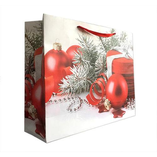 Пакет подарочный 50 х 40 х 15 К Новому году