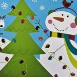 Коллекция Снеговик Весёлый