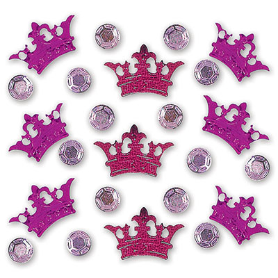 Конфетти Принцесса 3 вида 34 гр