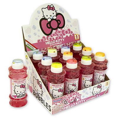 Мыльные пузыри Hello Kitty 300 мл