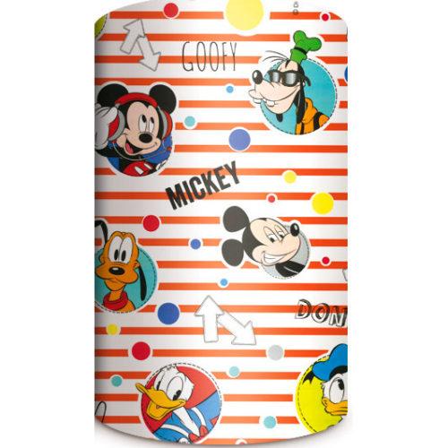 Подарочная бумага 70 х 20 см Микки Маус и друзья