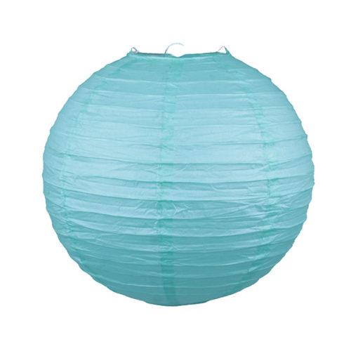 Подвесной фонарик 30 см Стандарт мятный