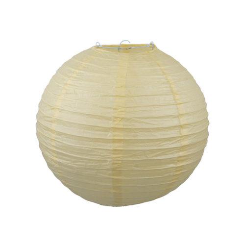 Подвесной фонарик 35 см Стандарт желтый