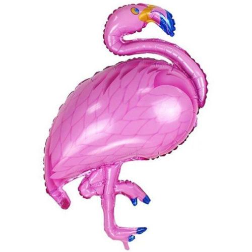 Шар 97 см Фигура Фламинго
