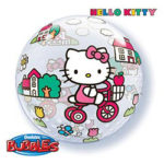 Шар BUBBLE 56 см Hello Kitty