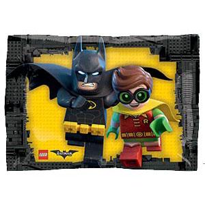 Шар 41 см Фигура Лего Бэтмен