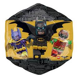 Шар 58 см Фигура Лего Бэтмен