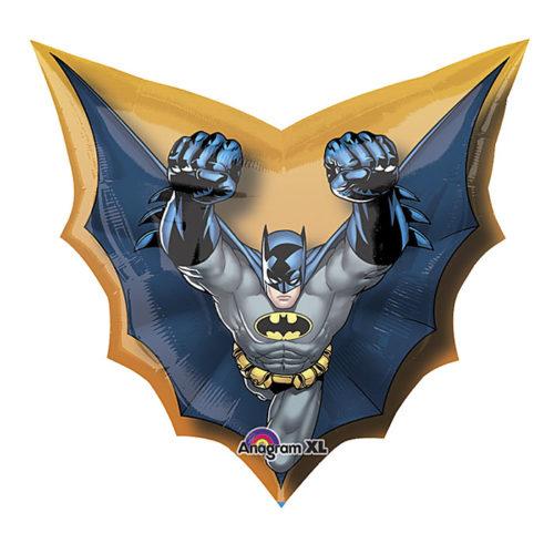 Шар 81 см Фигура Бэтмен в полете