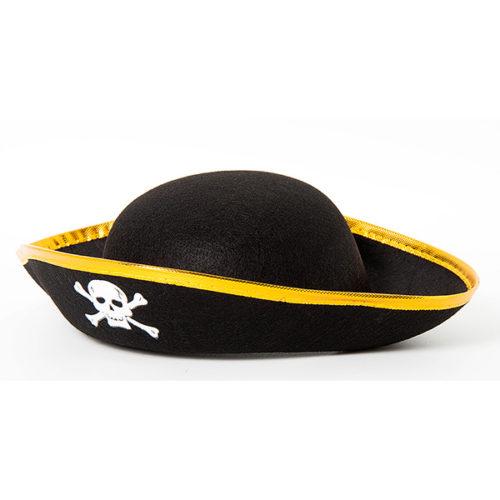 Шляпа Пират взрослый