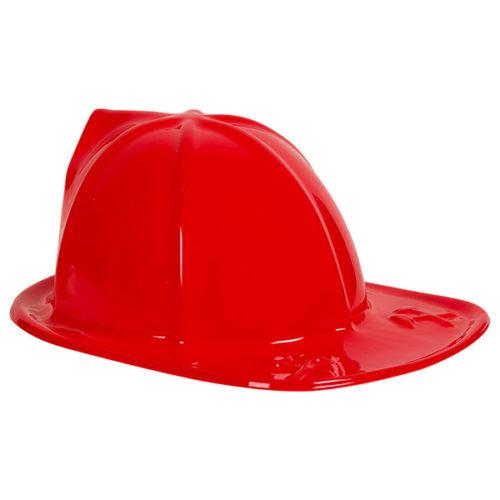 Шляпа Строитель Красная