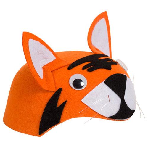 Шляпа из фетра Тигр