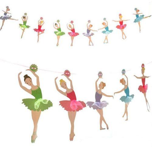 Гирлянда Балерины 300 см