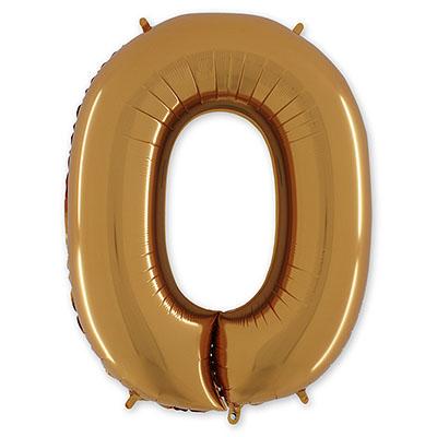 Шар 102 см Буква О