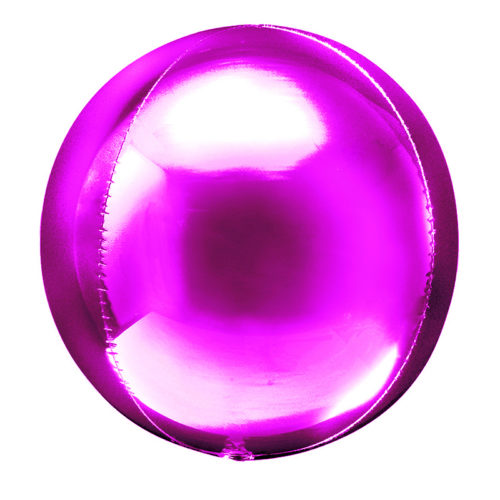 Шар 51 см Сфера 3D Фуше