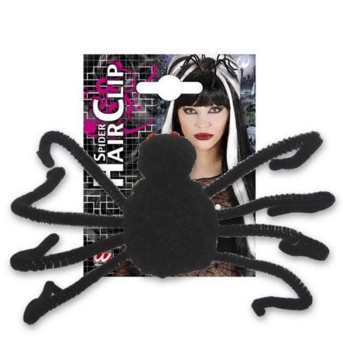 Заколка с пауком на волосы