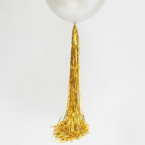 Золотая Гирлянда для украшения шара 150 см