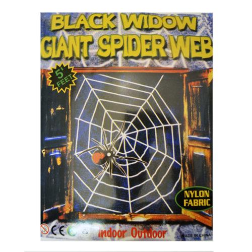 Паутина черной вдовы