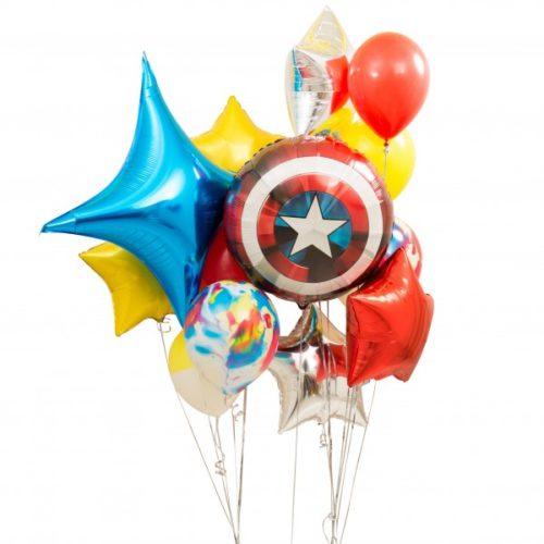 Связка шаров для настоящего Супергероя