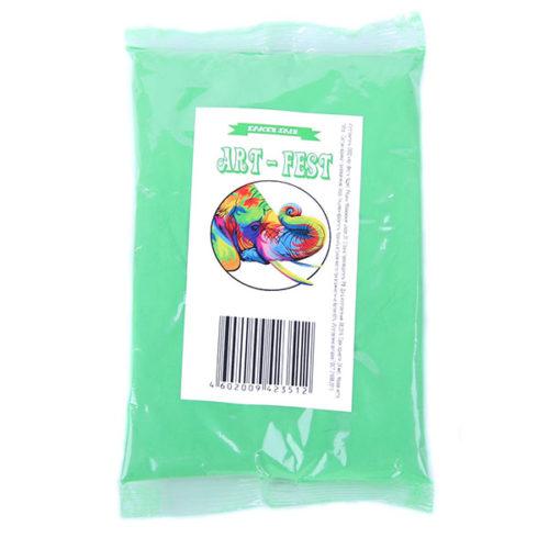 Краска Холи зеленая 100 г
