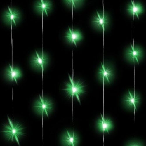 Светодиодная нить Голубого Зеленого 3 м 30 Led
