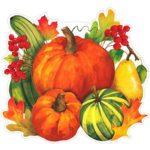 Баннер Осенний урожай 38 см