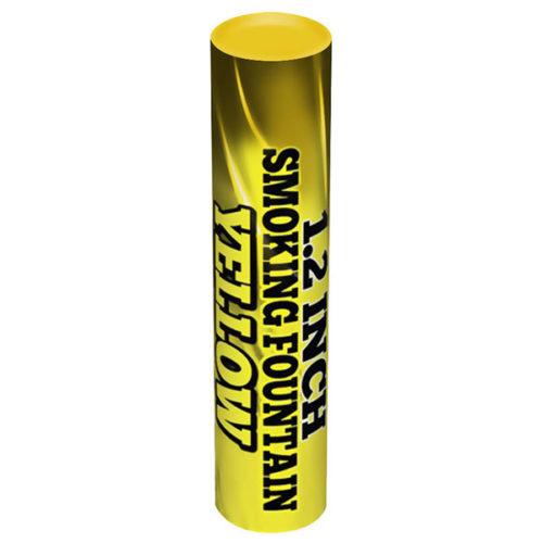 Дым желтый 60 секунд Высота 170 мм 1 штука