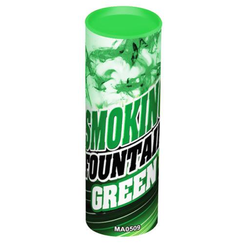 Дым зеленый 30 секунд Высота 115 мм 1 штука