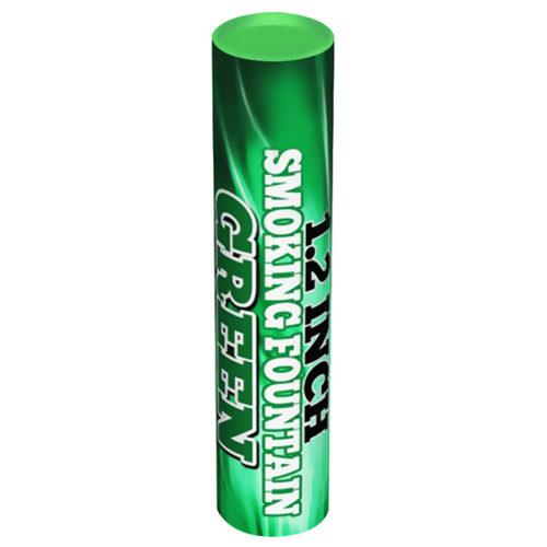 Дым зеленый 60 секунд Высота 170 мм 1 штука