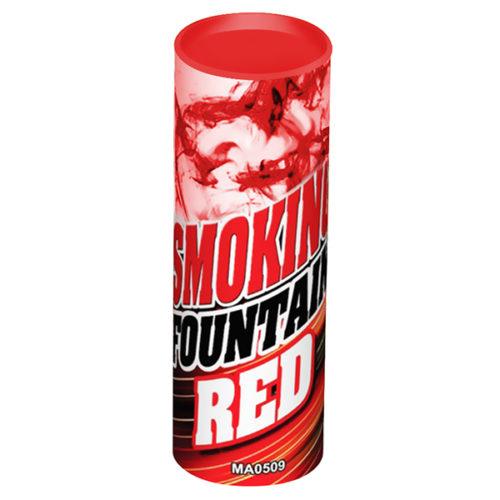 Дым красный 30 секунд Высота 115 мм 1 штука