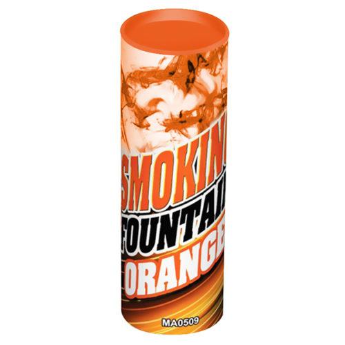 Дым оранжевый 30 секунд Высота 115 мм 1 штука