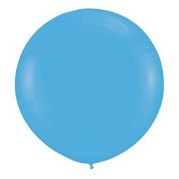 Шар 90 см Голубой 040 пастель