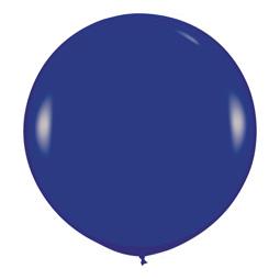 Шар 90 см Синий 041 пастель