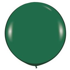Шар 90 см Темно-зеленый 032 пастель
