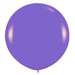 Шар 90 см Фиолетовый 051 пастель