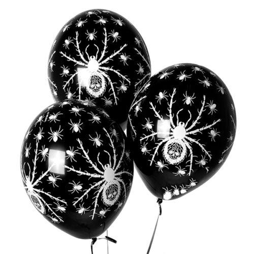 Связка из 3 шаров с Пауками