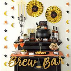 Декор сладкого стола HWN Злой Бар 23 штуки