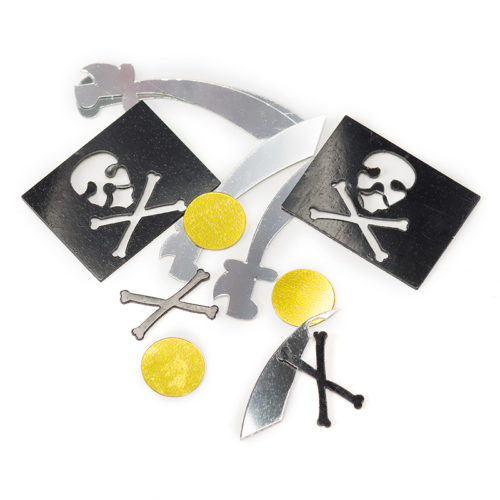 Конфетти пираты 17 гр