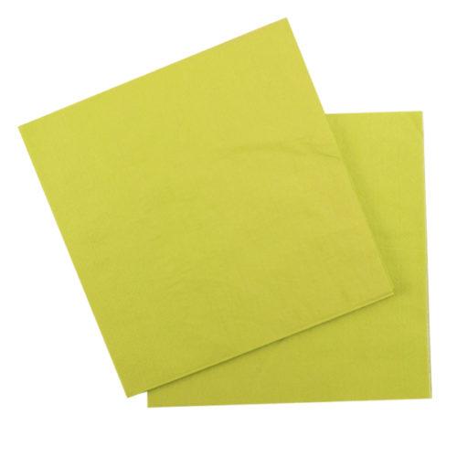 Салфетки 33 Х 33 см Green Зеленый 12 штук