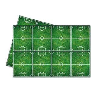 Скатерть п-э Футбол зеленый 1,2 х 1,8 м