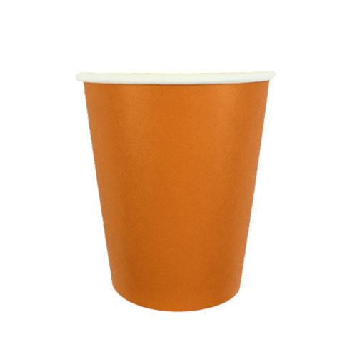 Стаканы 250 мл Orange Оранжевый 6 штук