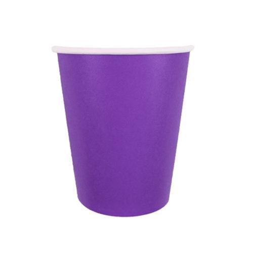 Стаканы 250 мл Purple Фиолетовый 6 штук