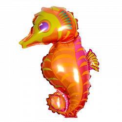 Шар 38 см Мини-фигура Морской конек