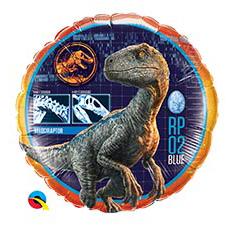 Шар 46 см Круг Парк Юрского Периода Динозавр