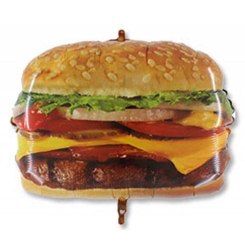Шар 78 см Фигура Чизбургер