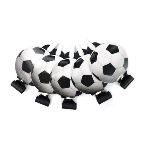 Язычок-гудок с карточкой Футбол 6 штук